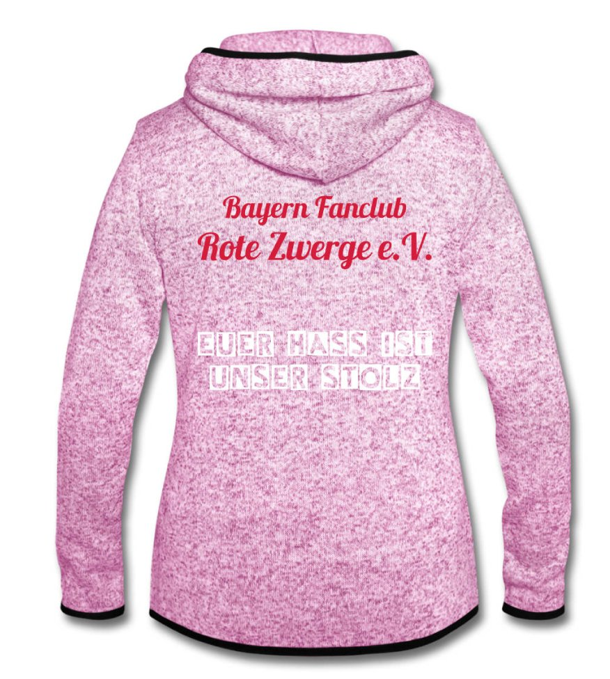 Damen Fleece Special Edition