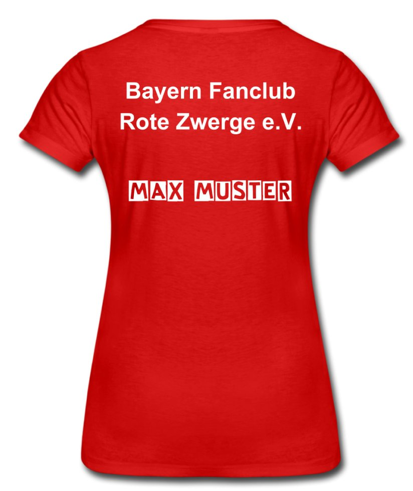 T-Shirt Damen MATCH